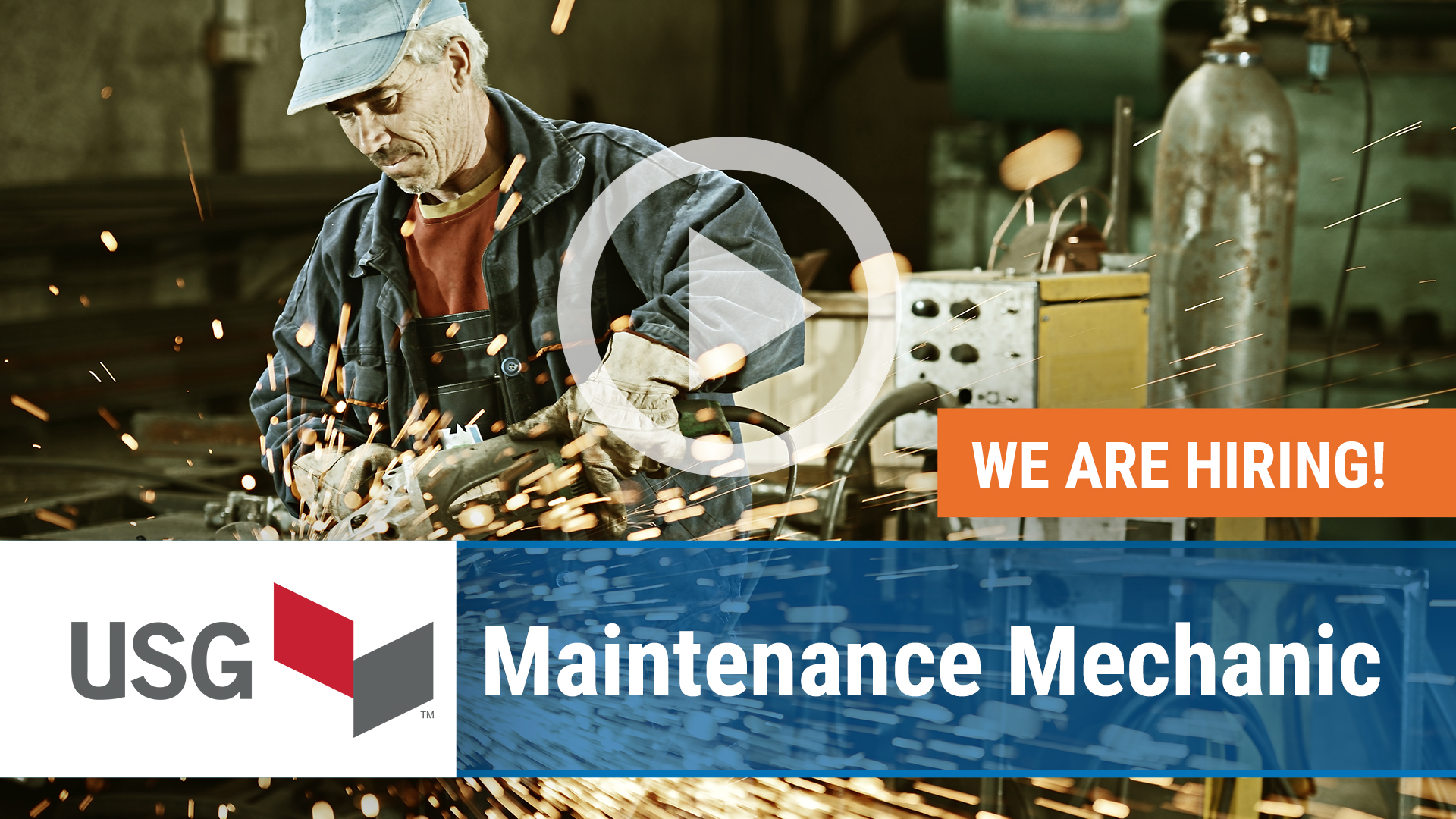 Watch our careers video for available job opening Maintenance Mechanic in Mediapolis, IA