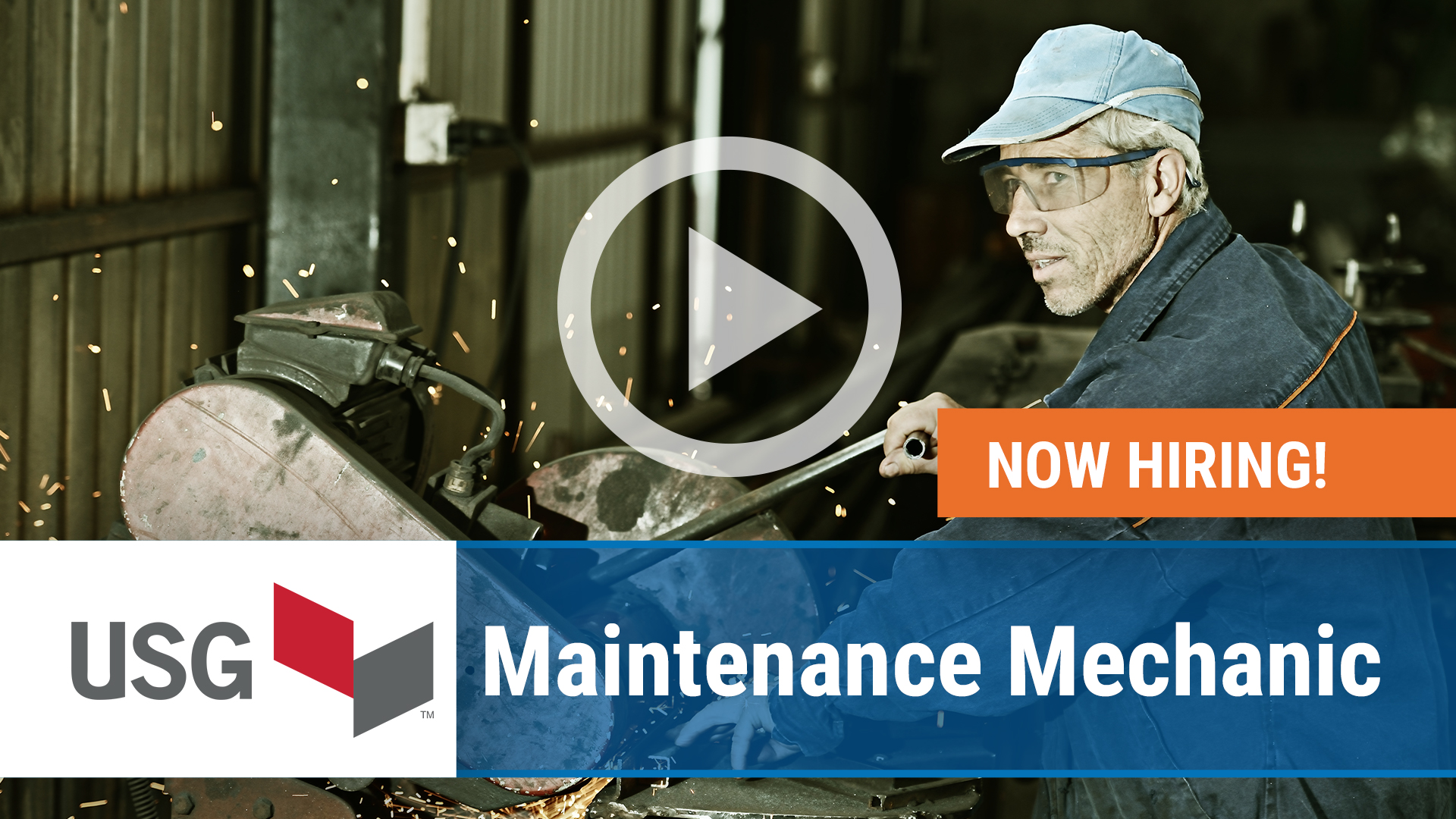 Watch our careers video for available job opening Maintenance Mechanic in Westlake, OH