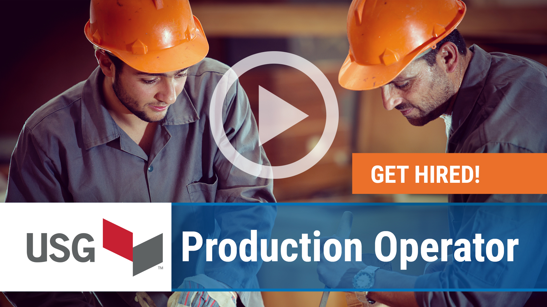 Watch our careers video for available job opening Production Operator in Shoals, IN