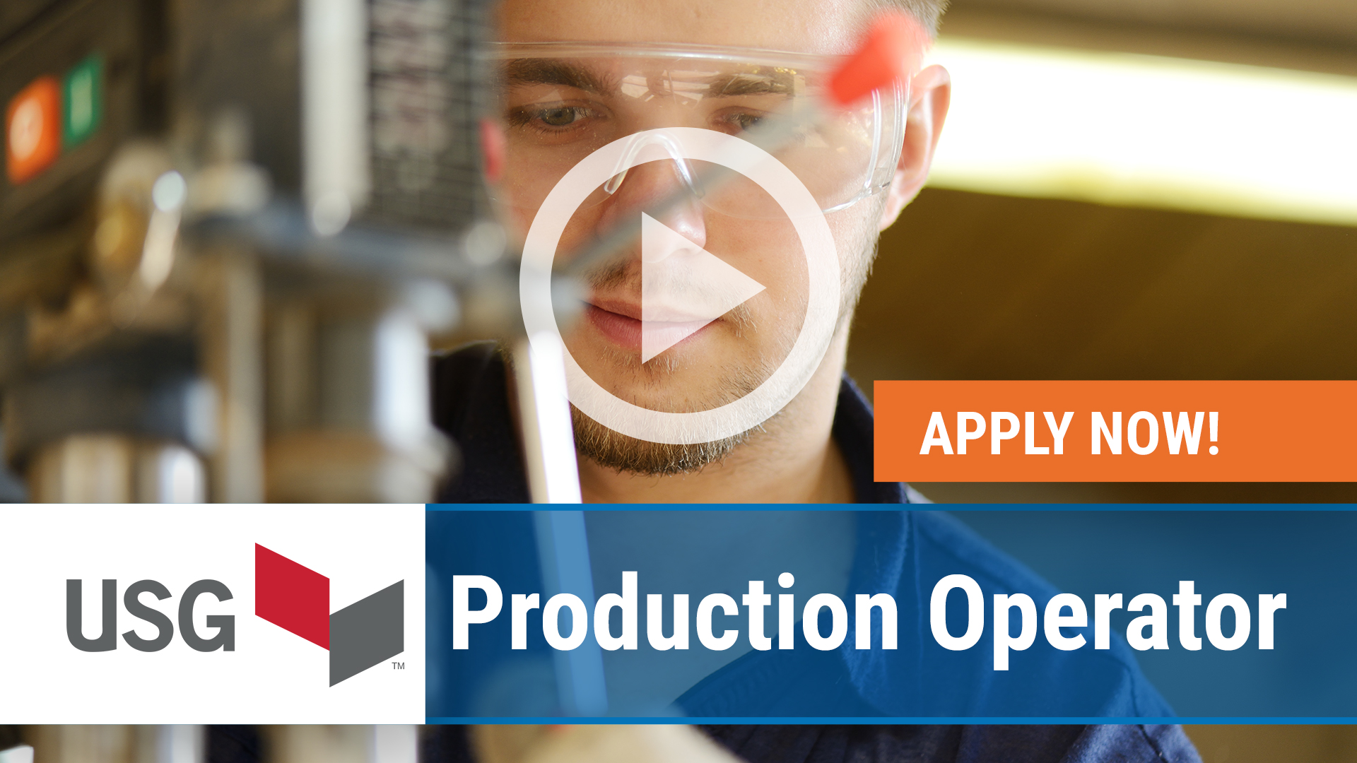 Watch our careers video for available job opening Production Operator in Walworth, WI