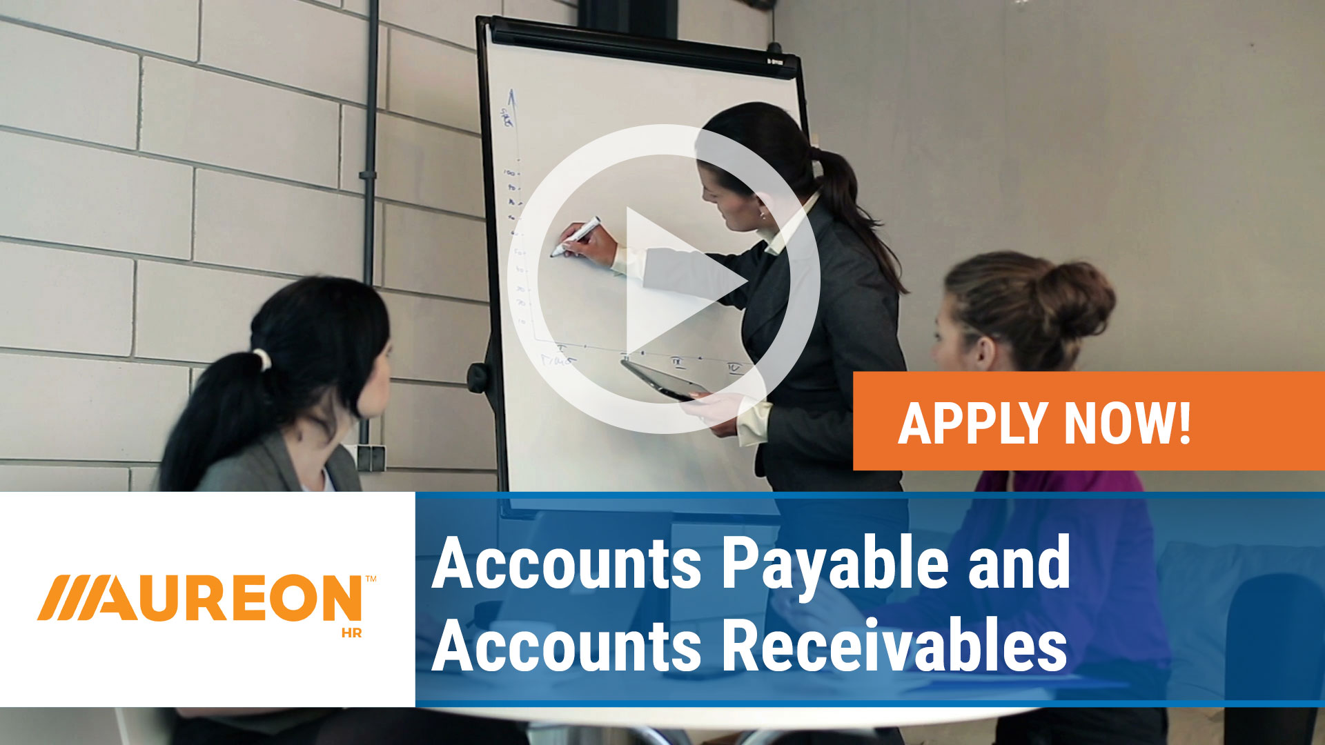 Watch our careers video for available job opening Accounts Payable and Accounts Receivables in Ames,  IA