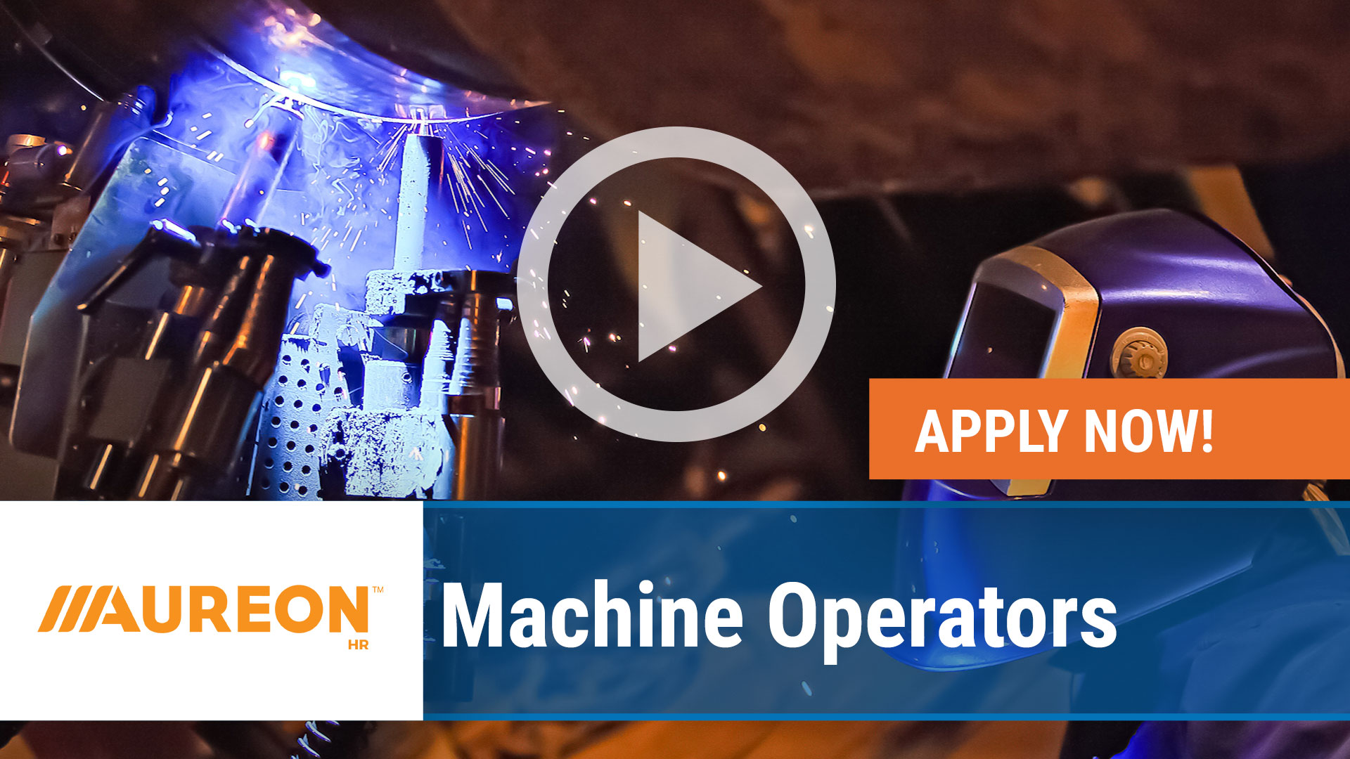 Watch our careers video for available job opening Machine Operators in Adel,   IA