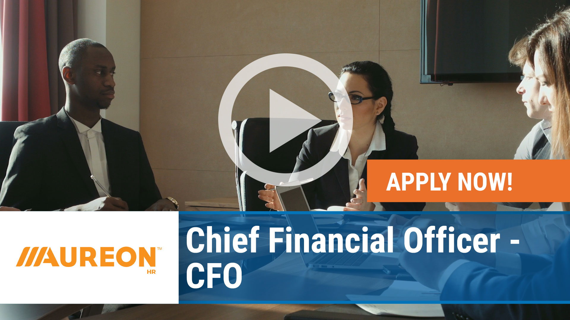 Watch our careers video for available job opening Chief Financial Officer - CFO in Des Moines,  IA