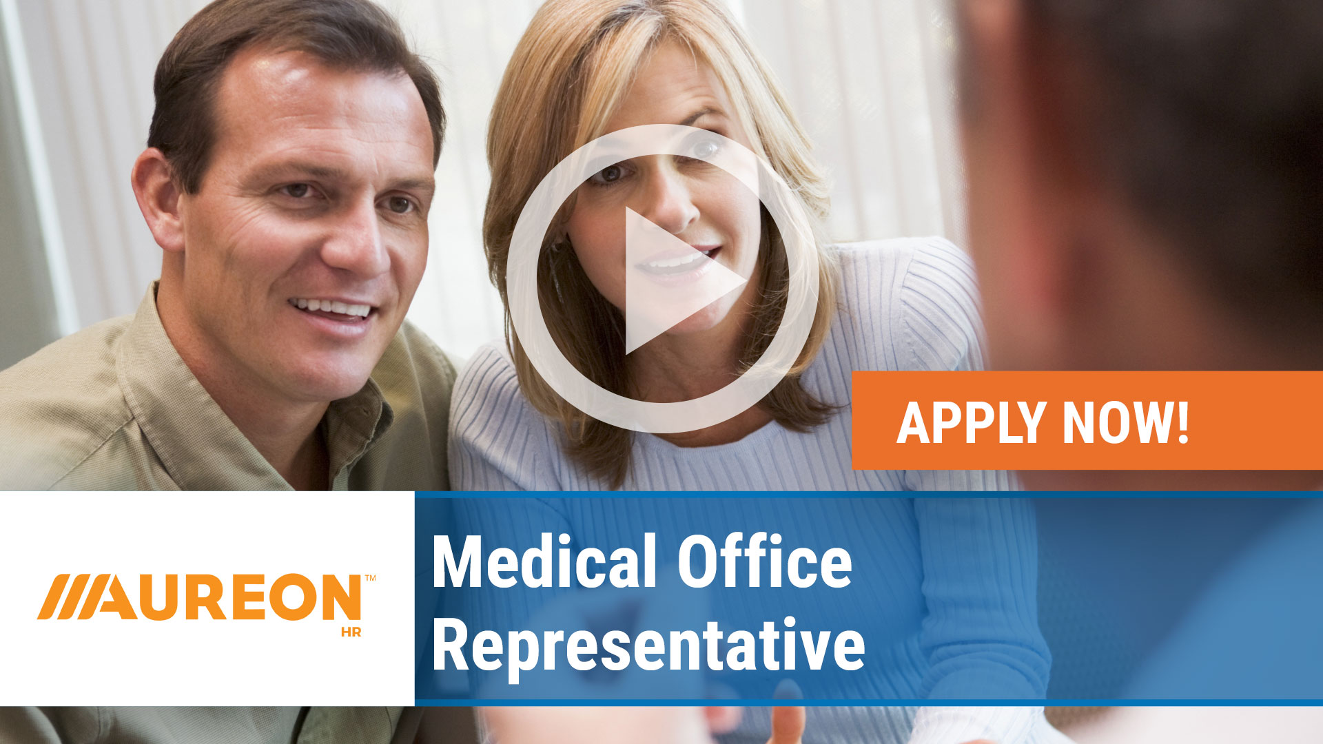 Watch our careers video for available job opening Medical Office Representative in Des Moines, Iowa