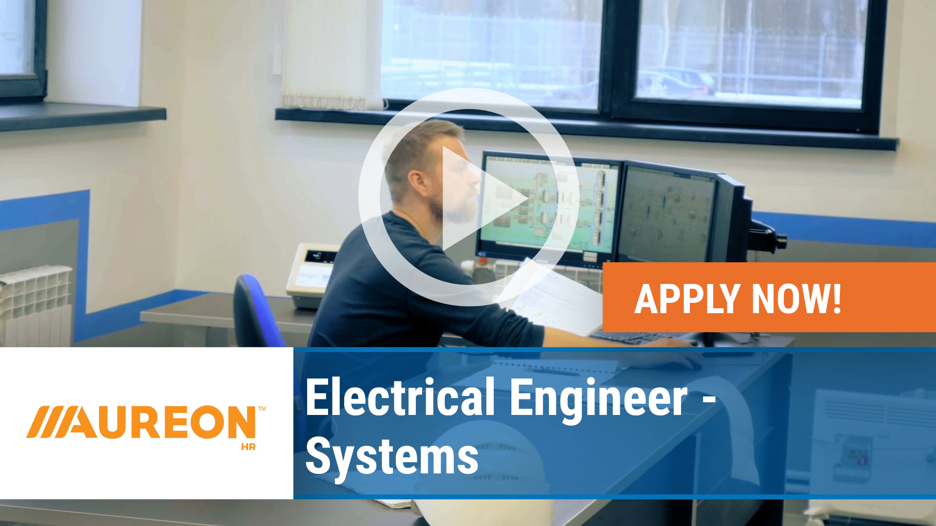 Watch our careers video for available job opening Electrical Engineer - Systems in Des Moines,  Iowa