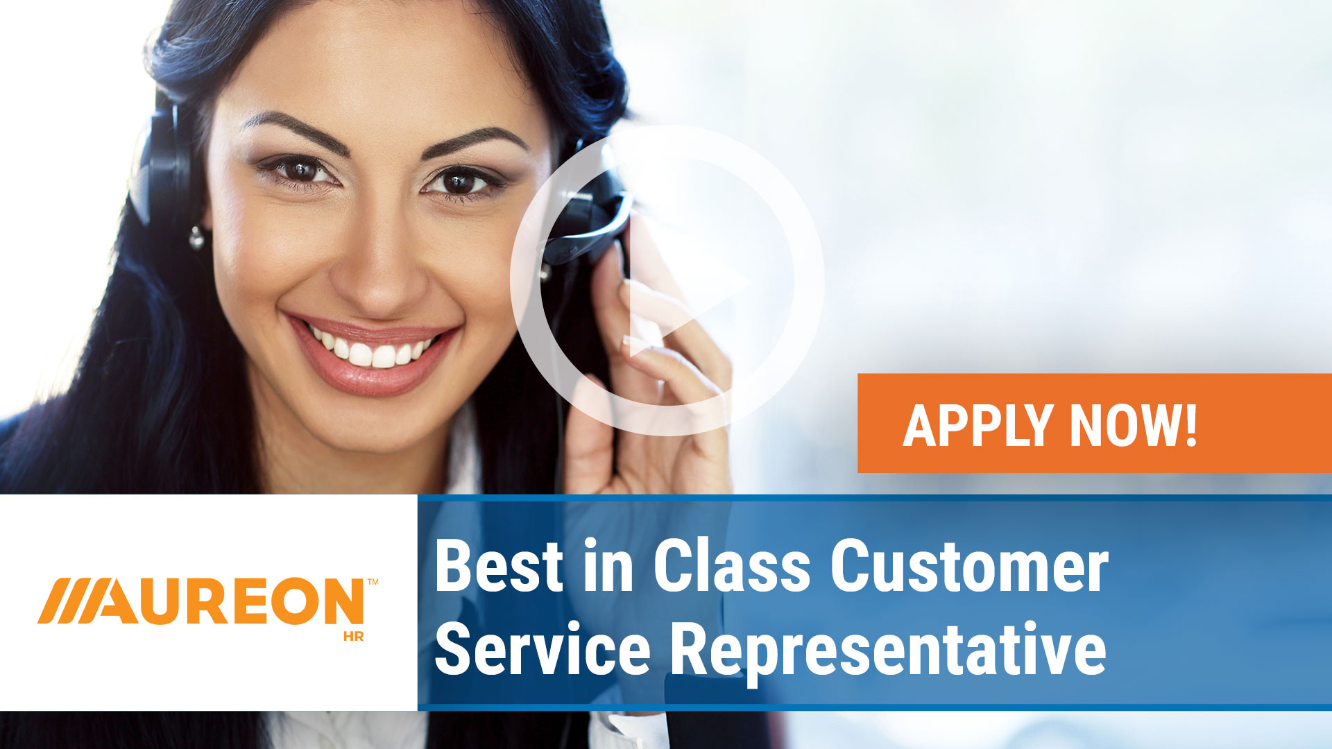 Watch our careers video for available job opening Best in Class Customer Service Representative in Des Moines,  Iowa