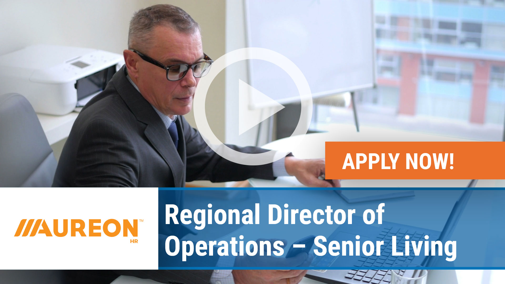 Watch our careers video for available job opening Regional Director of Operations – Senior Living in Orlando, Florida