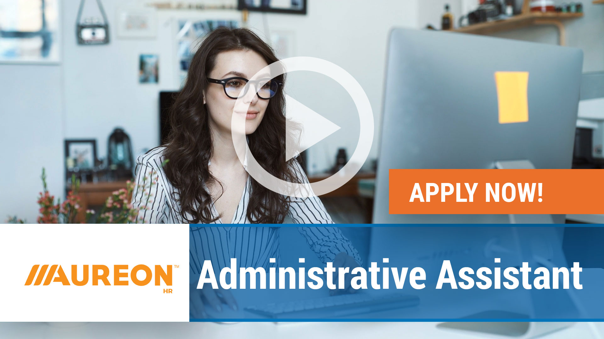 Watch our careers video for available job opening Administrative Assistant in Des Moines, Iowa