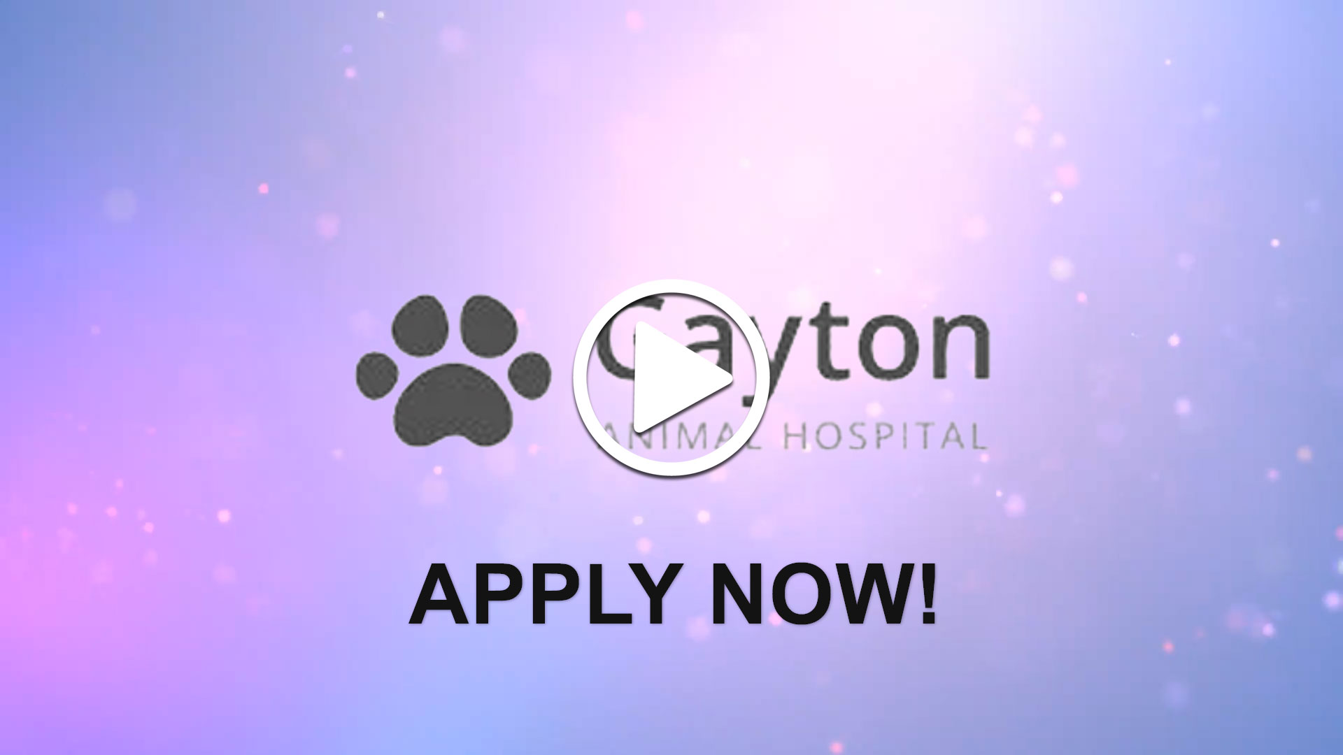 Watch our careers video for available job opening Associate Veterinarian - Richmond, VA in Henrico, VA, USA