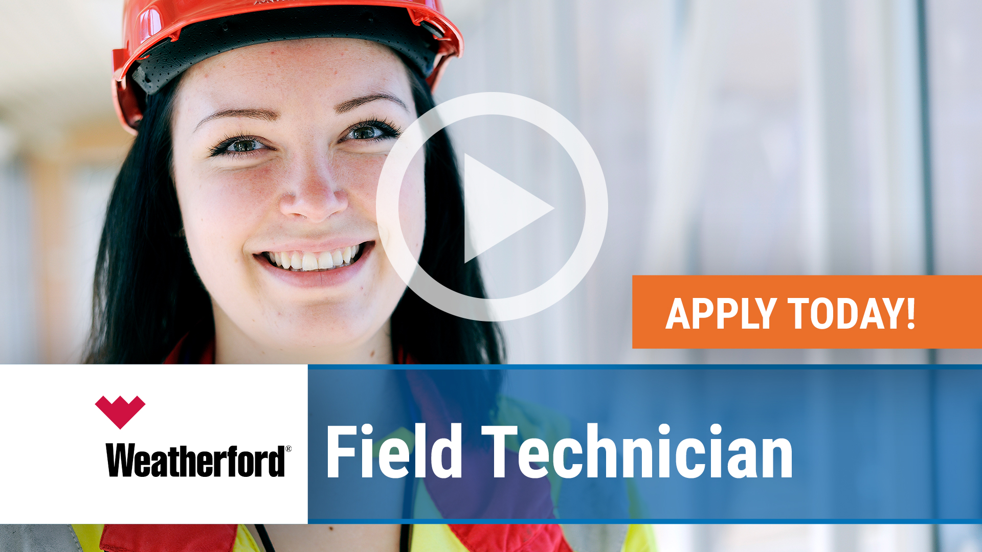 Watch our careers video for available job opening Field Technician in Williston, ND