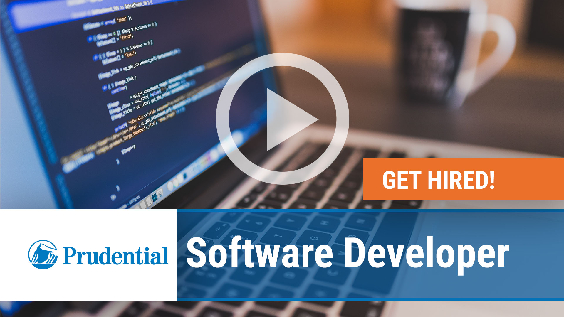Watch our careers video for available job opening Software Developer in Newark, NJ