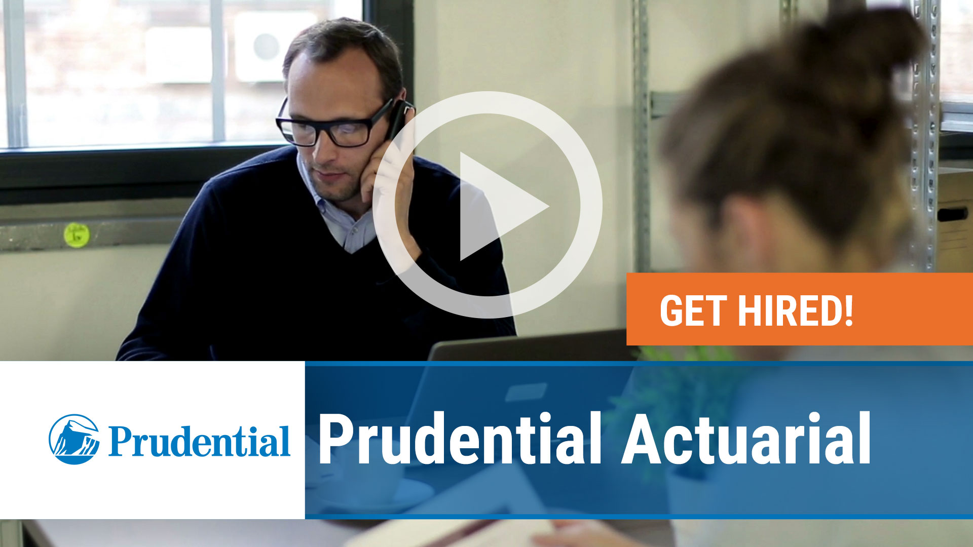 Watch our careers video for available job opening Associate Actuary in Dresher PA, Newark NJ