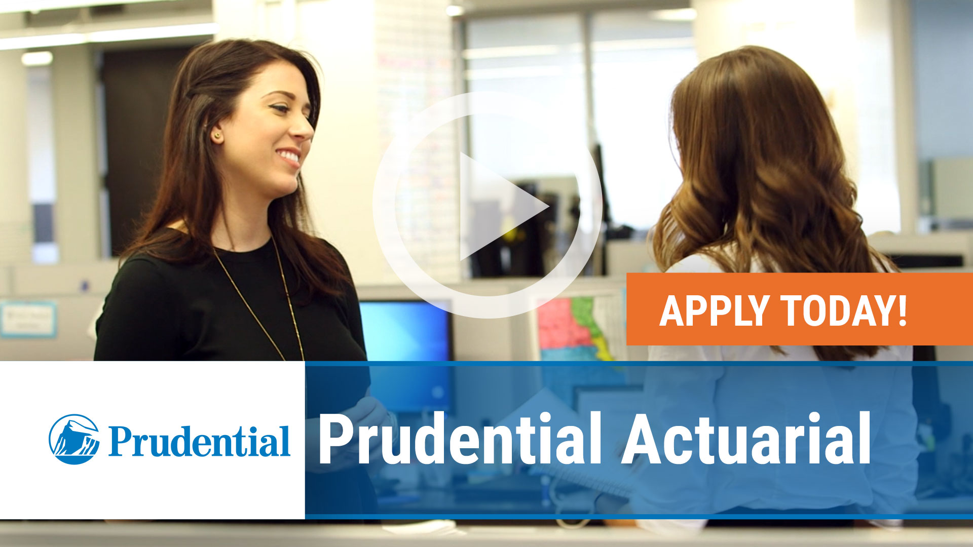 Watch our careers video for available job opening Associate Actuary in Newark, NJ
