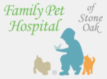 Family Pet Hospital of Stone Oak Logo