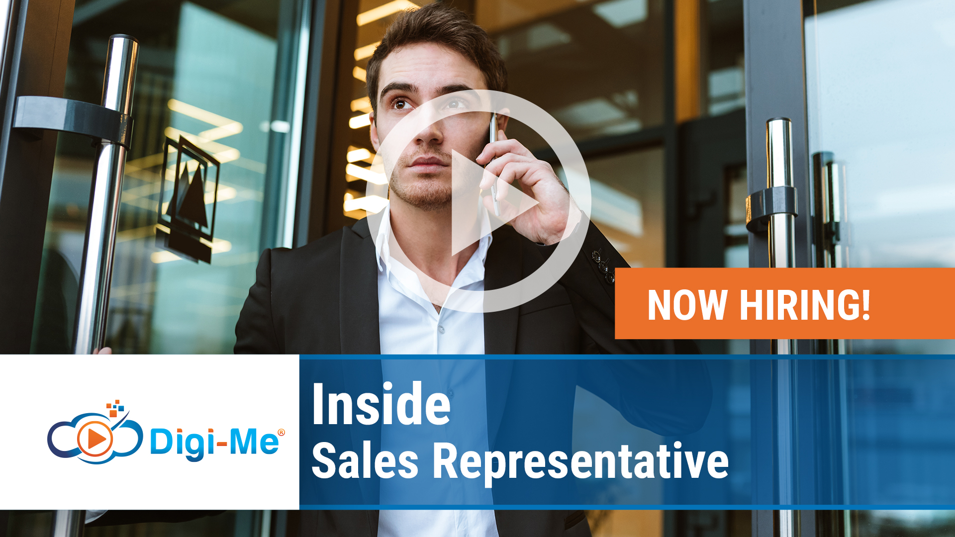 Watch our careers video for available job opening Inside Sales Representative in Naperville,Illinois or Virtua