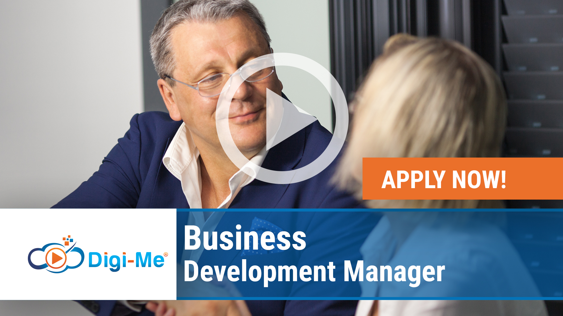 Watch our careers video for available job opening Business Development Manager in Nationwide, Nationwide