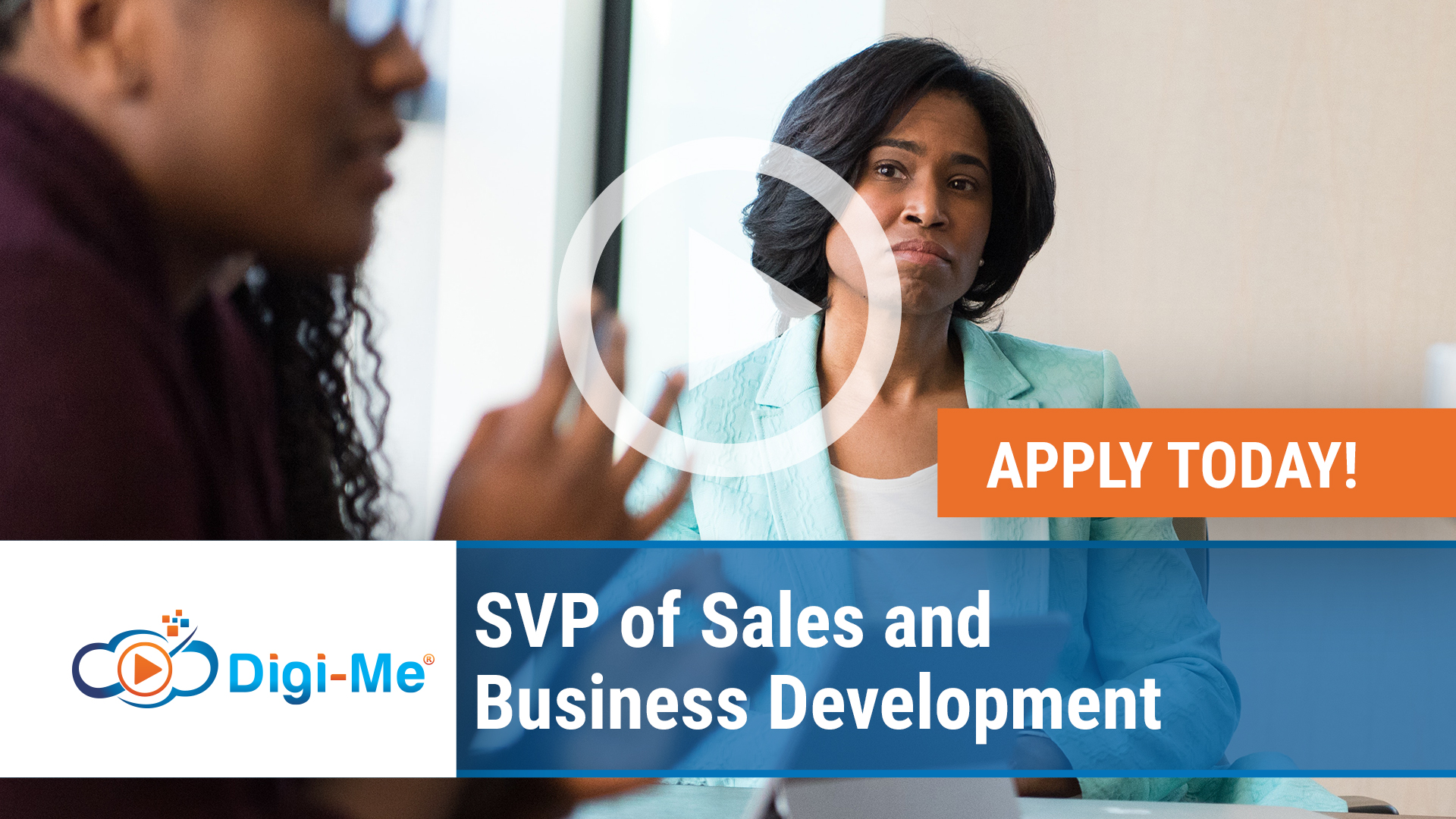 Watch our careers video for available job opening SVP of Sales and Business Development in Naperville,Illinois or Virtua
