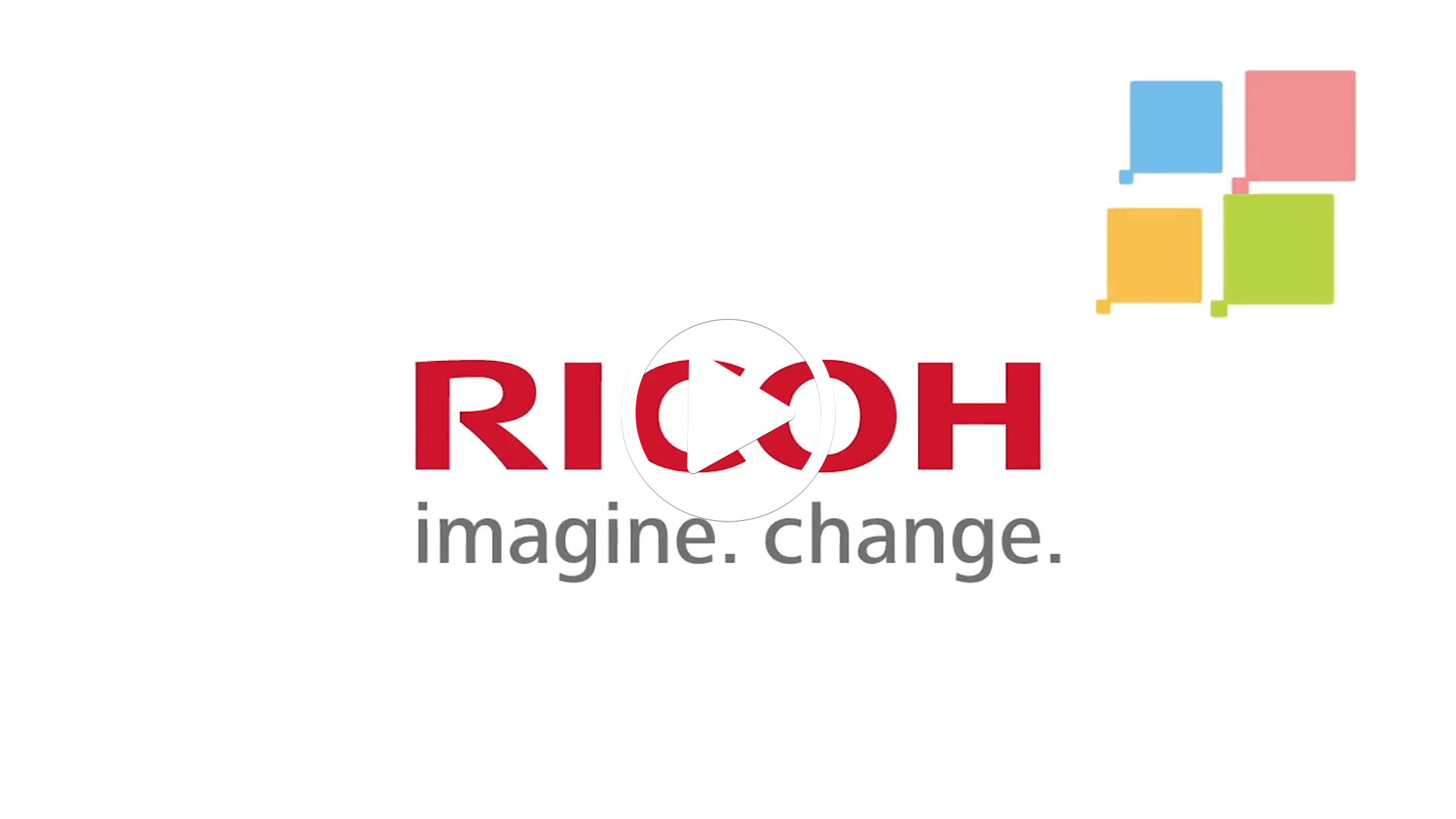 Ricoh Candidate Expectation - Video for Ricoh USA hosted by Digi-Me