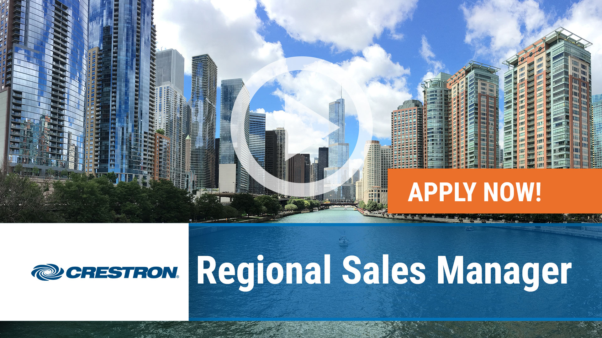 Watch our careers video for available job opening Regional Sales Manager in Chicago, IL