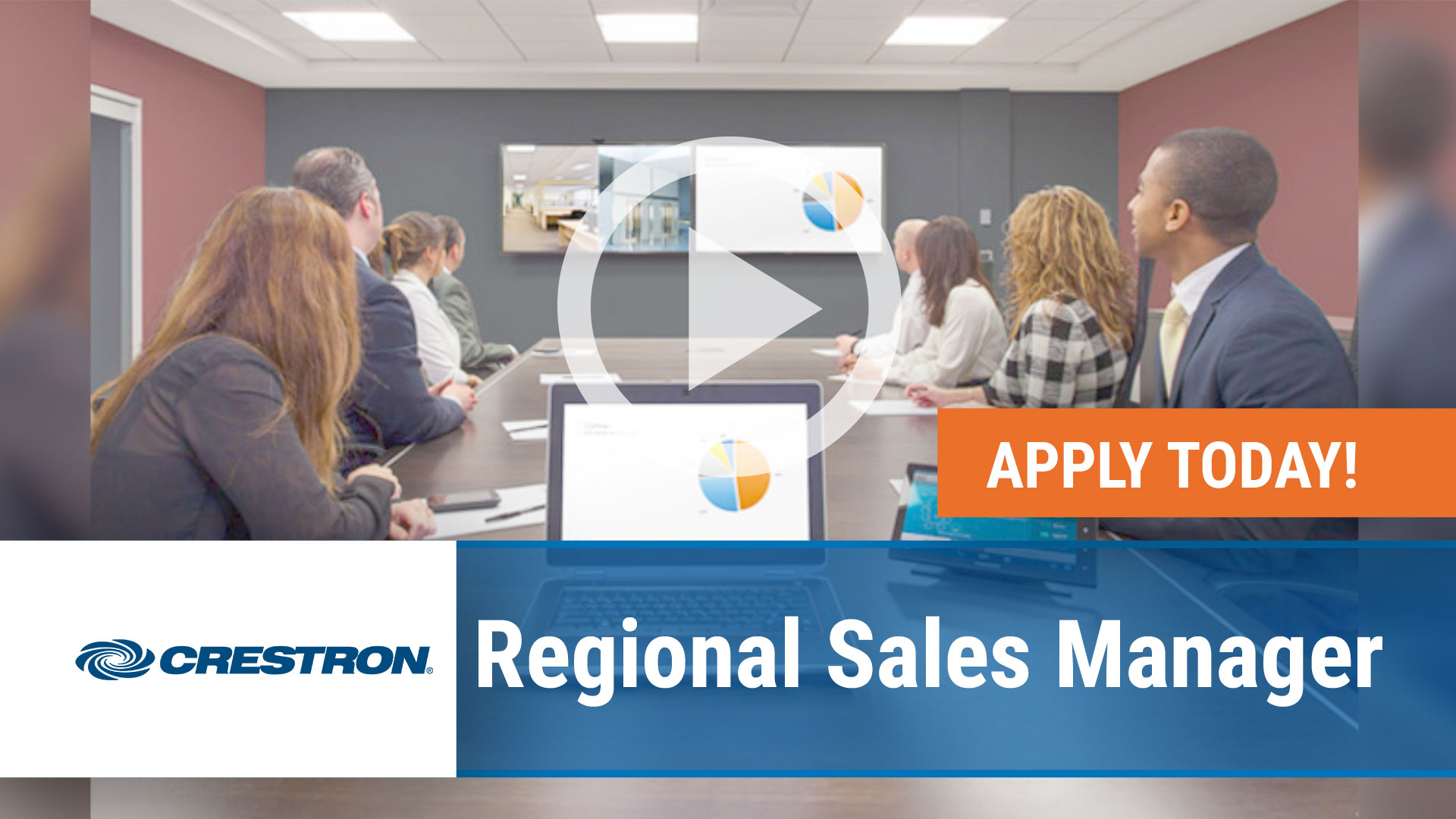 Watch our careers video for available job opening Regional Sales Manager in Cypress, CA