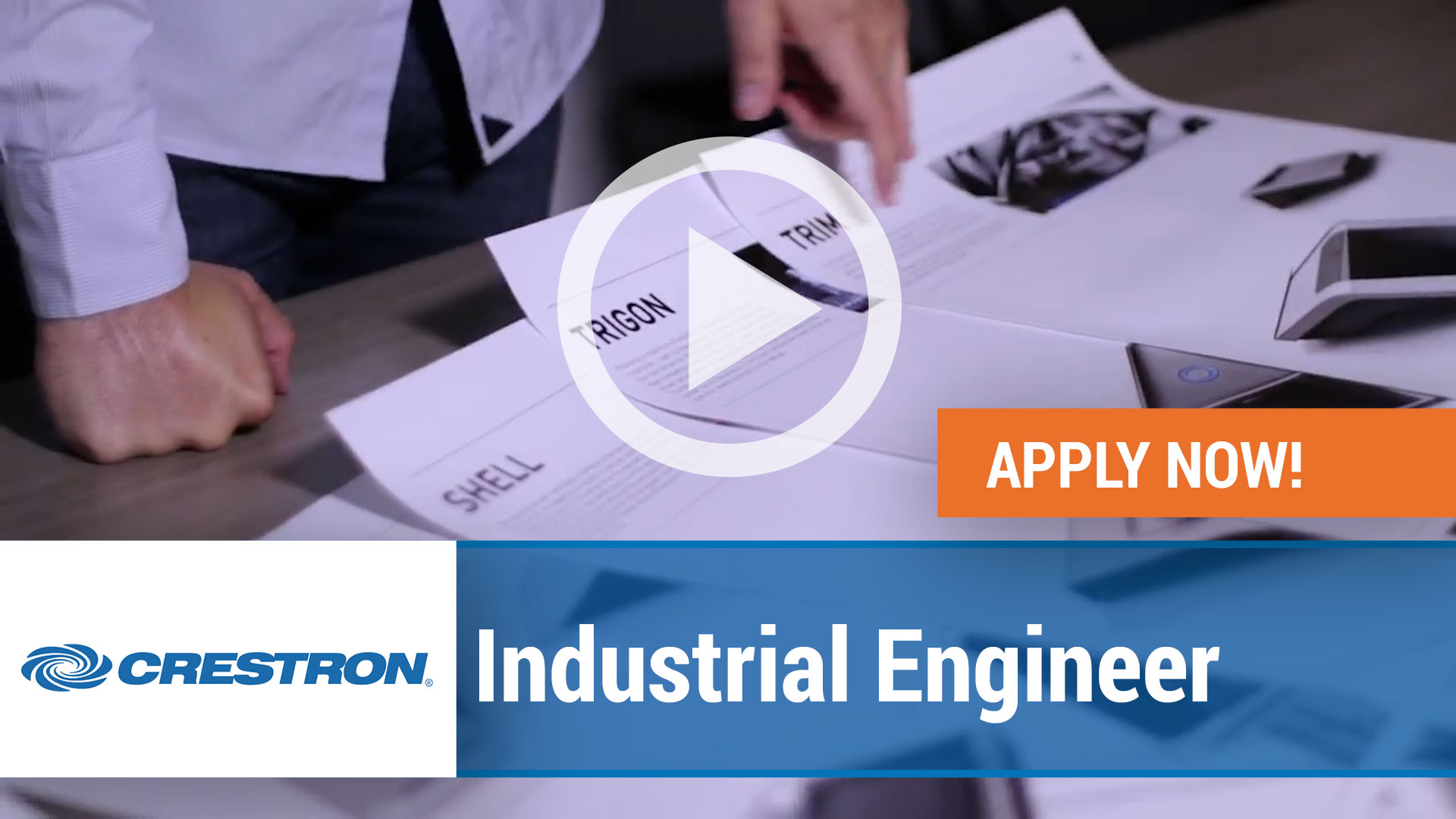 Watch our careers video for available job opening Industrial Engineer in Rockleigh, NJ, USA