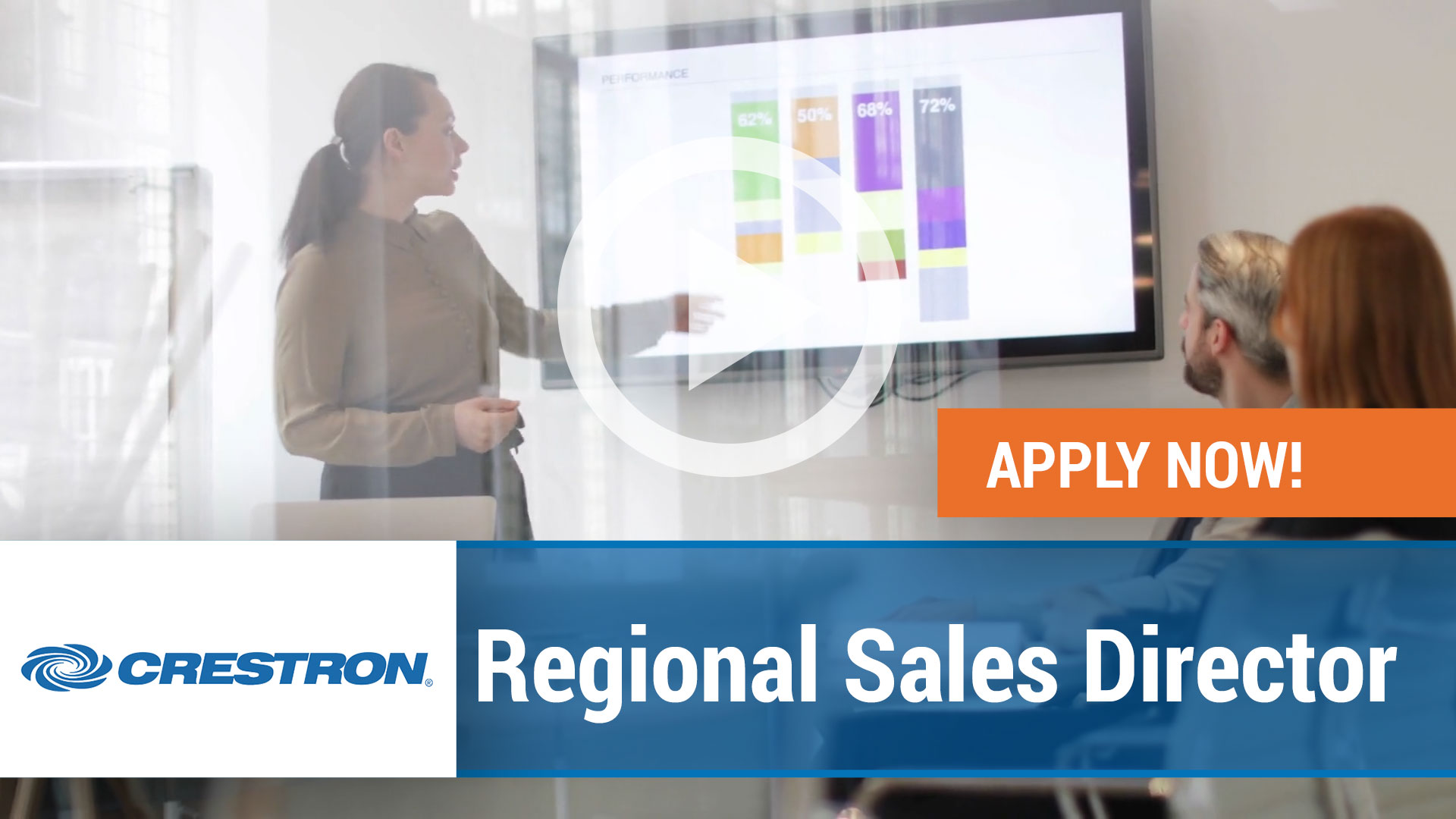 Watch our careers video for available job opening Regional Sales Director in Rockleigh, NJ, USA