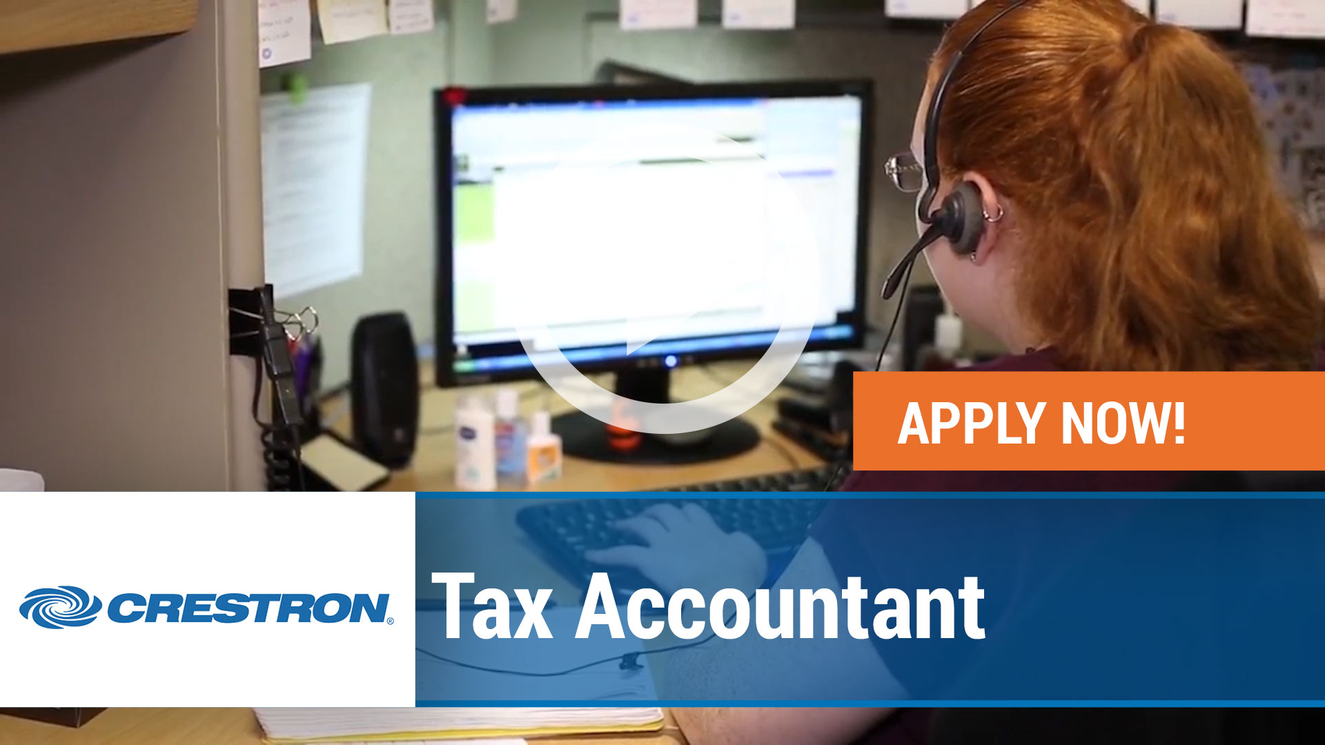 Watch our careers video for available job opening Tax Accountant in Rockleigh, NJ, USA
