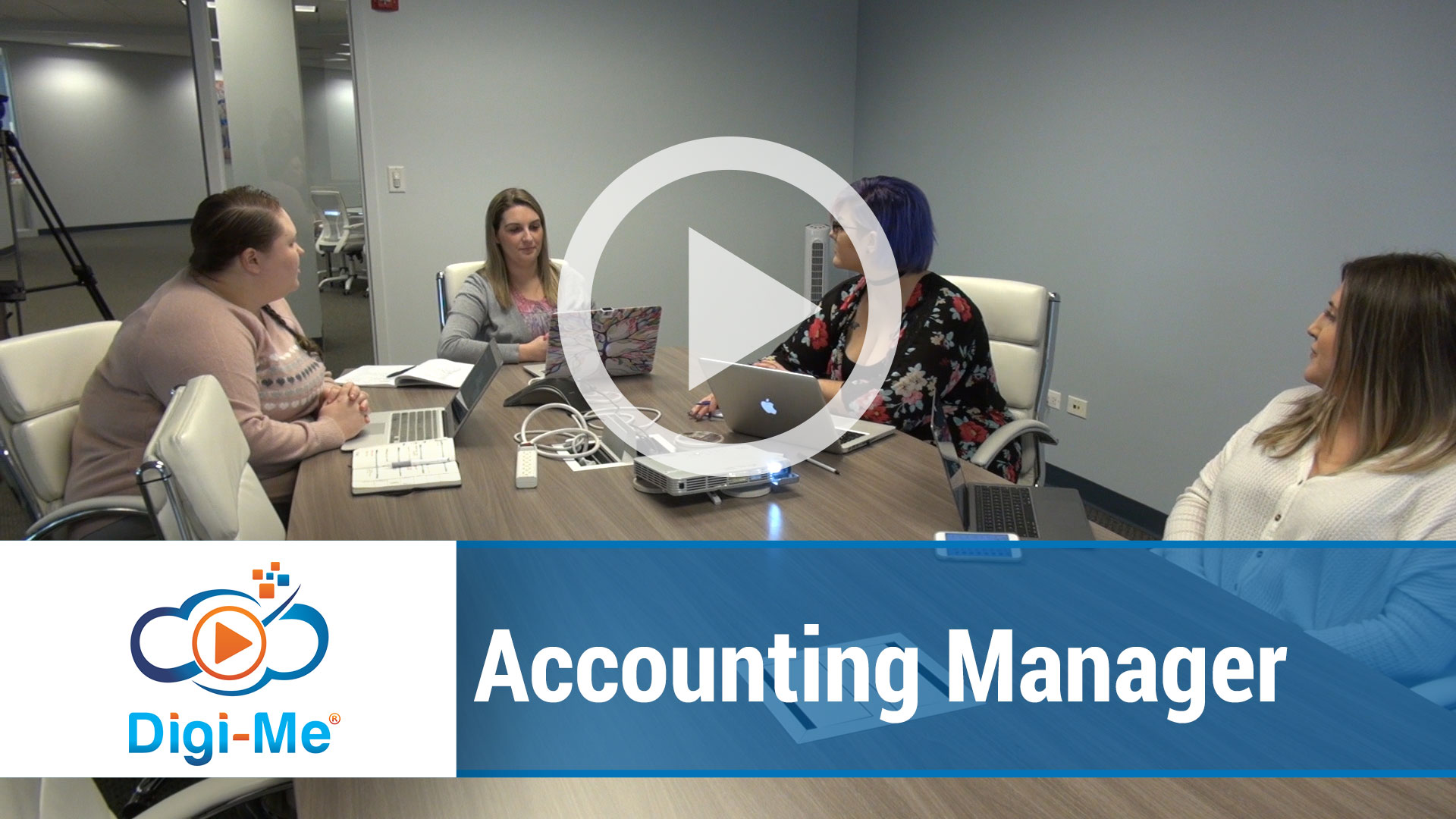 Watch our careers video for available job opening Accounting Manager in Naperville, Illinois