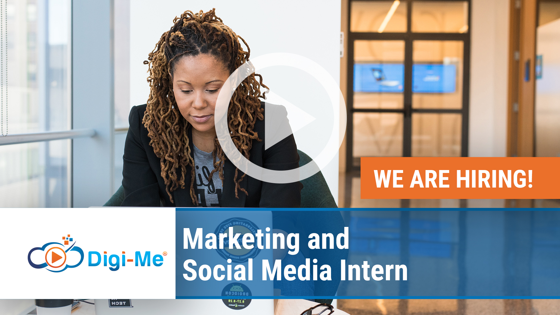 Watch our careers video for available job opening Marketing and Social Media Intern in Naperville, Illinois