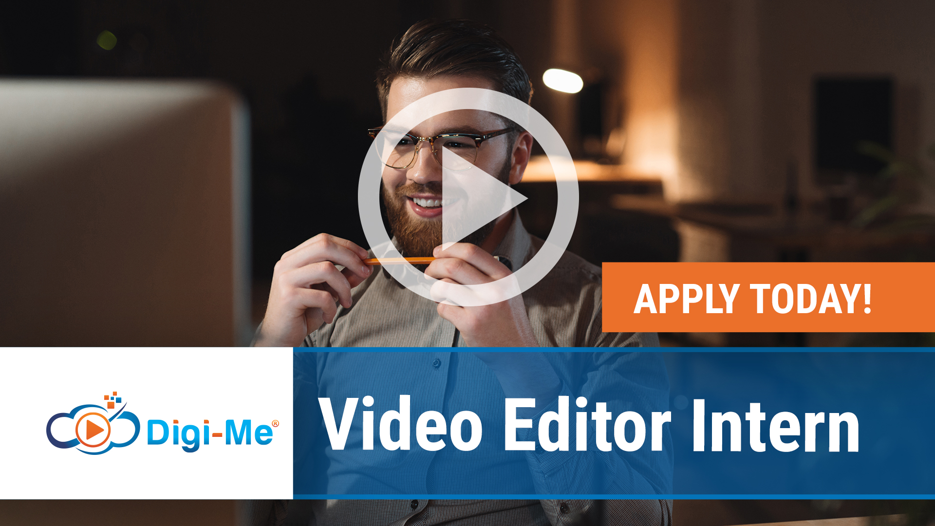 Watch our careers video for available job opening Video Editor Intern in Naperville,Illinois or Virtua