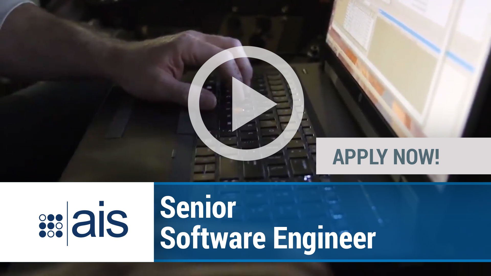 Watch our careers video for available job opening Senior Software Engineer in Rome, Rochester, Syracuse, Lo