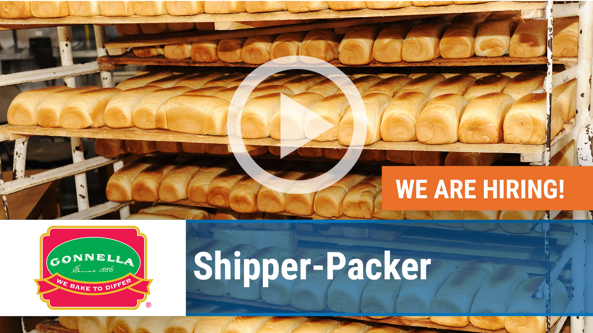 Watch our careers video for available job opening Shipper-Packer in Schaumburg, IL