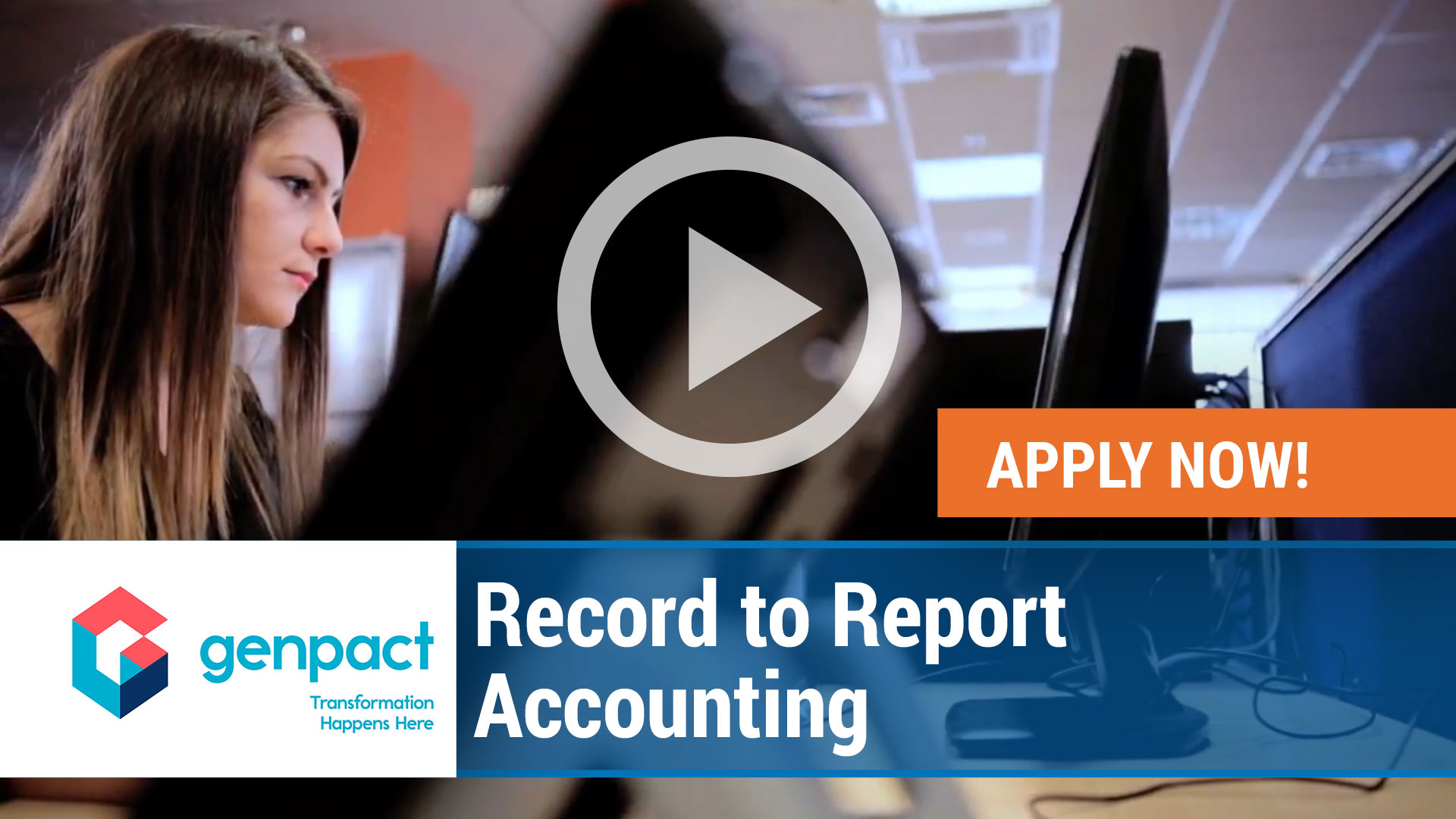 Watch our careers video for available job opening Record to Report Accounting in Wilkes Barre, Pennsylvania