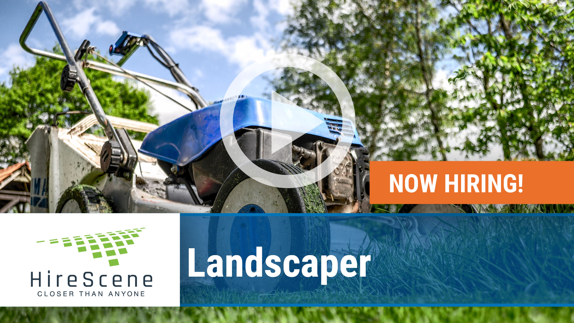 Watch our careers video for available job opening Landscaper in North Carolina, NC
