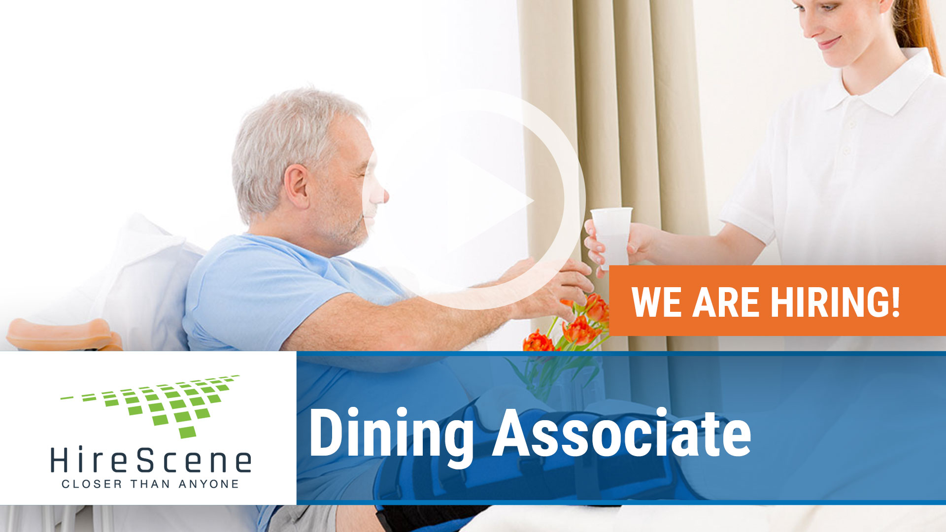 Watch our careers video for available job opening Dining Associate in Wilmington, NC