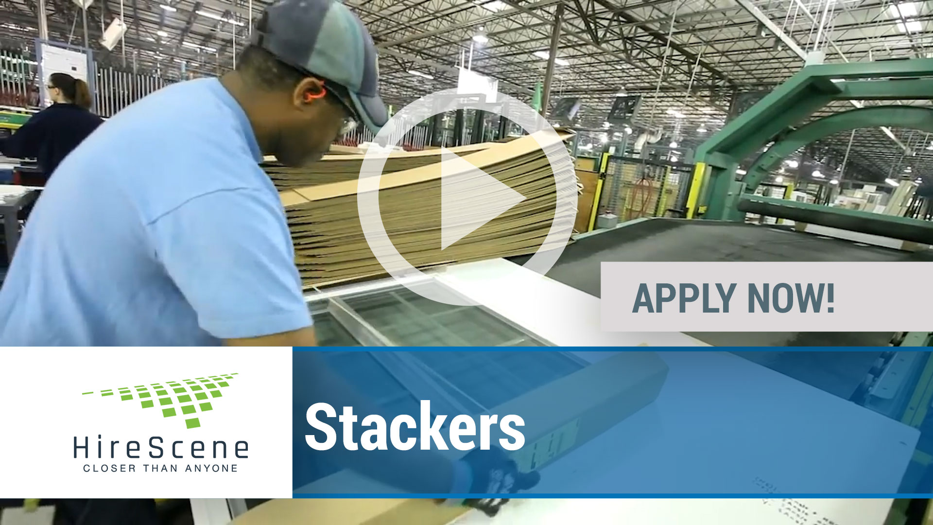 Watch our careers video for available job opening Stackers in Dallas, TX, USA