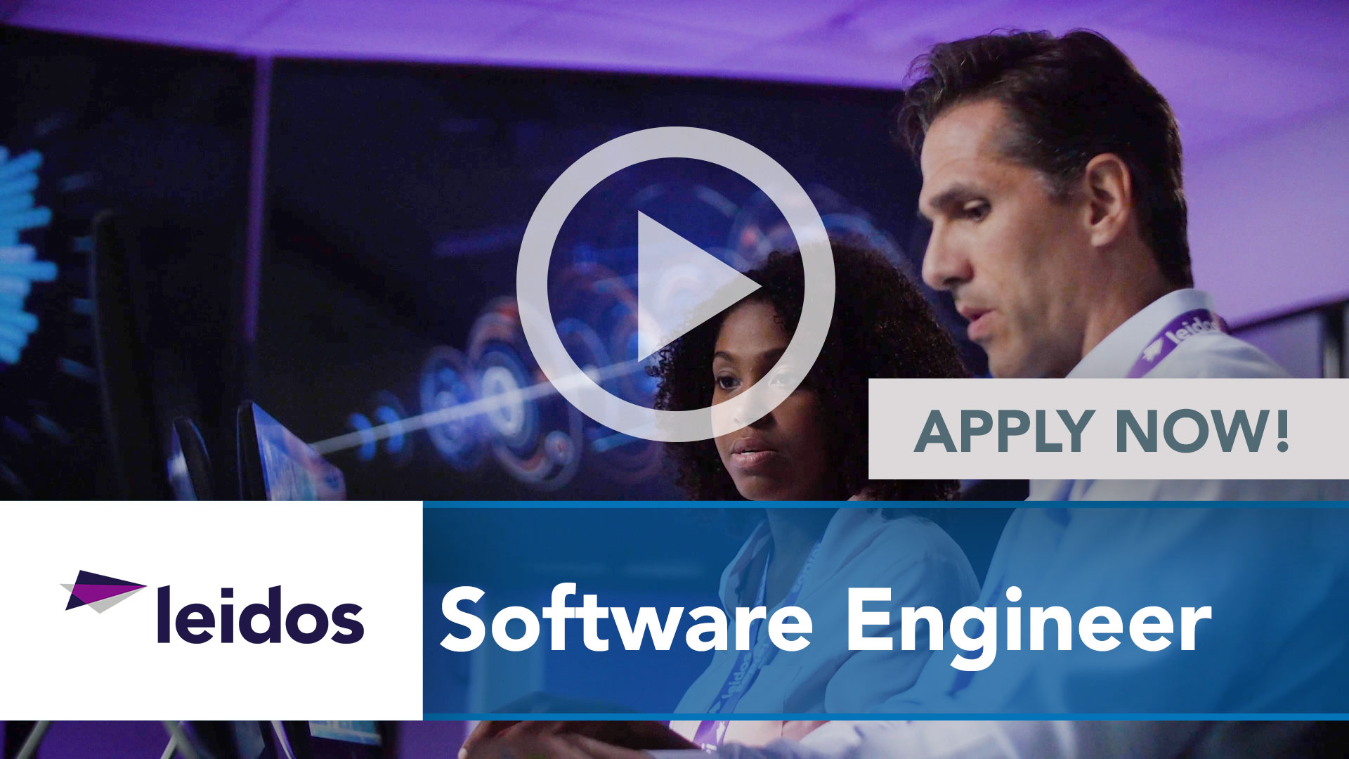 Watch our careers video for available job opening Software Engineer in National Capital Region with