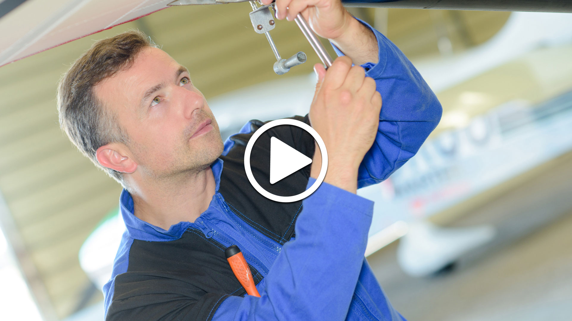 Watch our careers video for available job opening FAA Licensed Airframe and Powerplant Mechanics in Tampa, FL