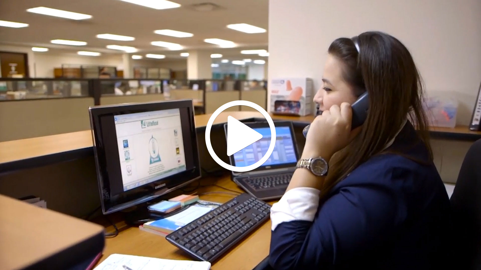 Watch our careers video for available job opening Marketing Communications Specialist in Chicago, IL