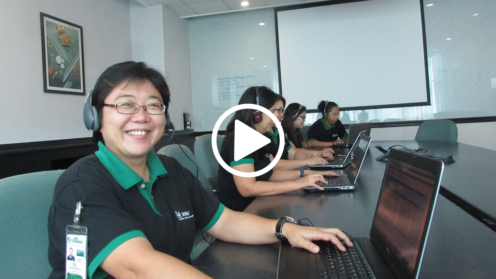 Watch our careers video for available job opening Customer Service Representative in Lipa City, Philippines