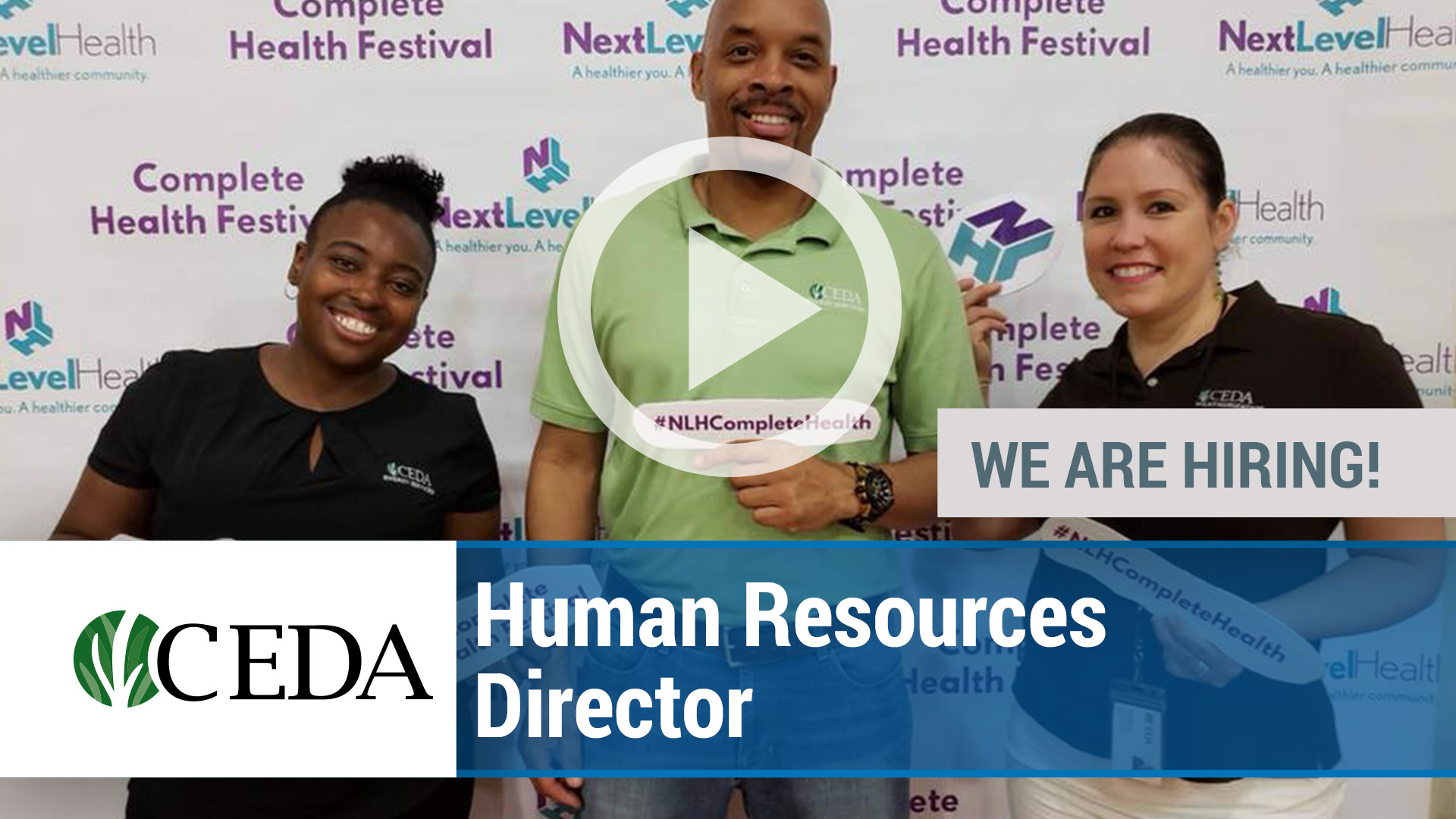Watch our careers video for available job opening CEDA Human Resources Director in Chicago, IL, USA