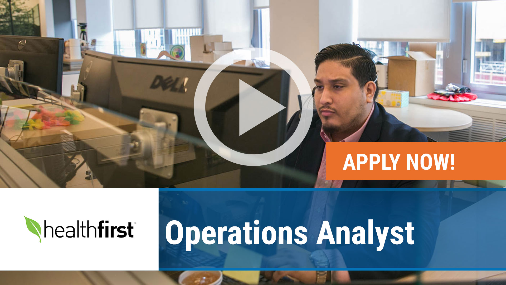Watch our careers video for available job opening Operations Analyst in New York,NY. USA