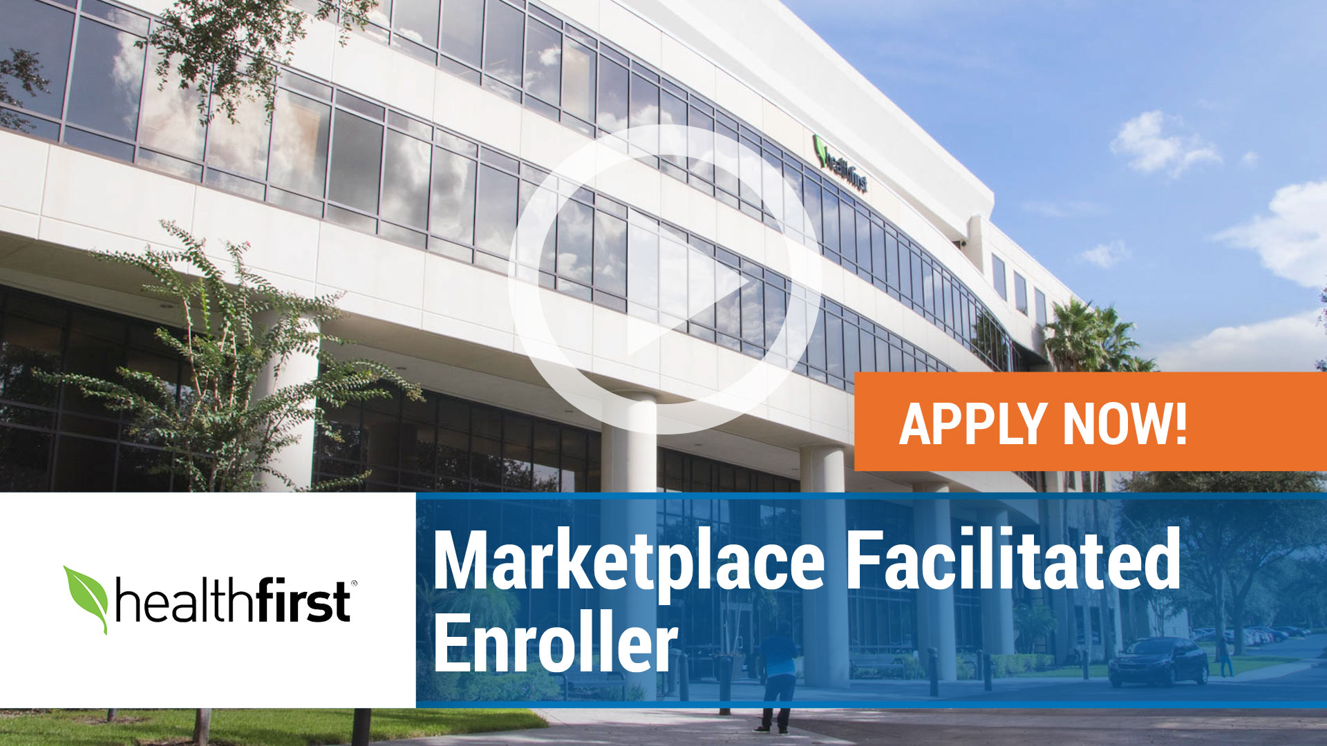 Watch our careers video for available job opening Marketplace Facilitated Enroller in New York,NY. USA