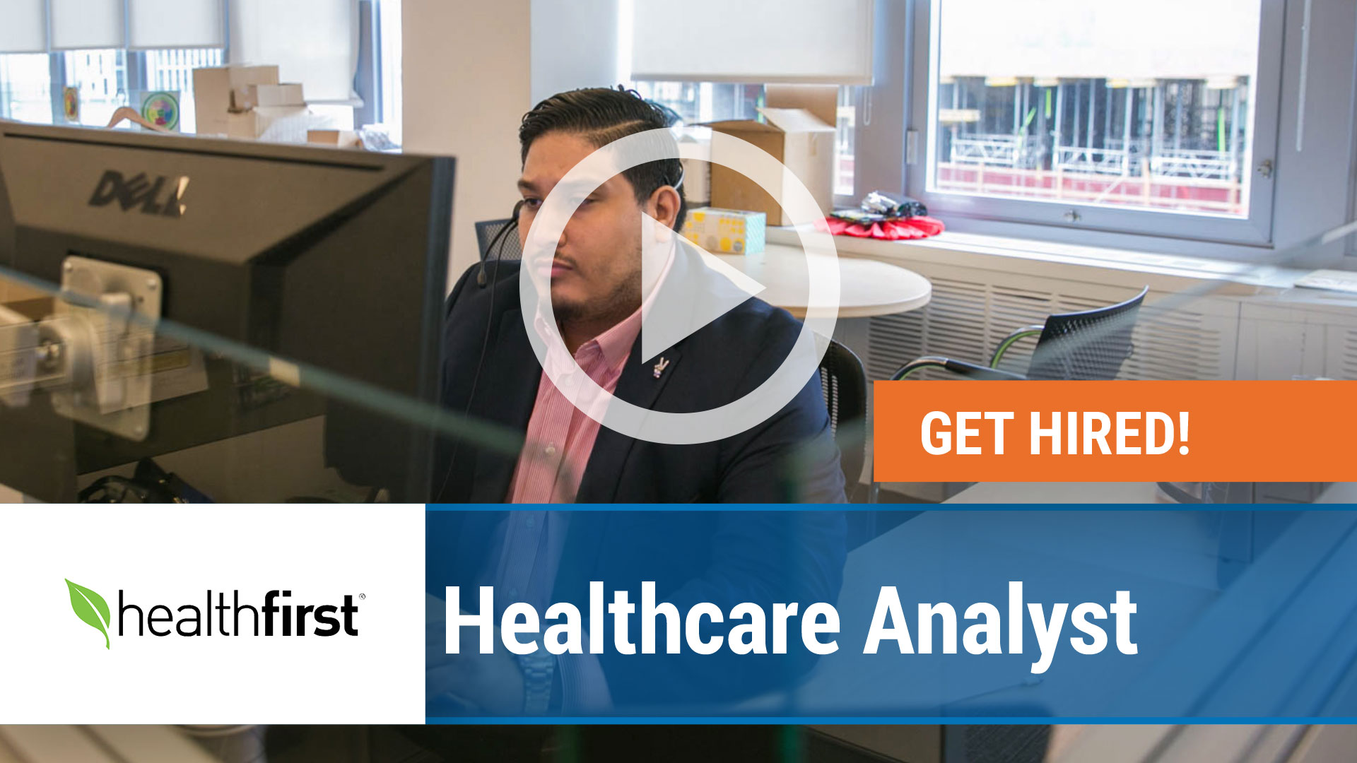 Watch our careers video for available job opening Healthcare Analyst in New York,NY. USA