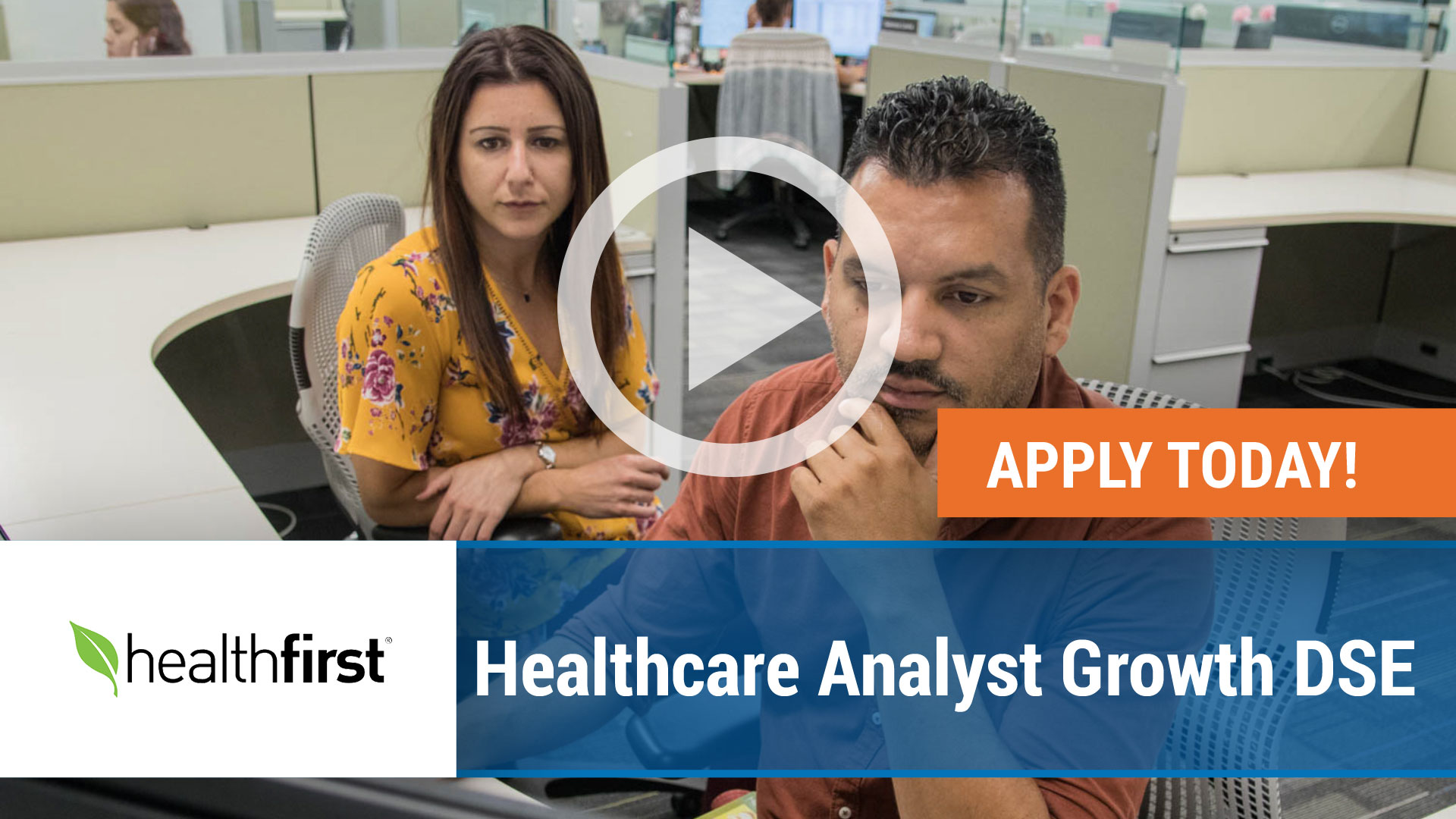 Watch our careers video for available job opening Healthcare Analyst- Growth DSE in New York,NY. USA