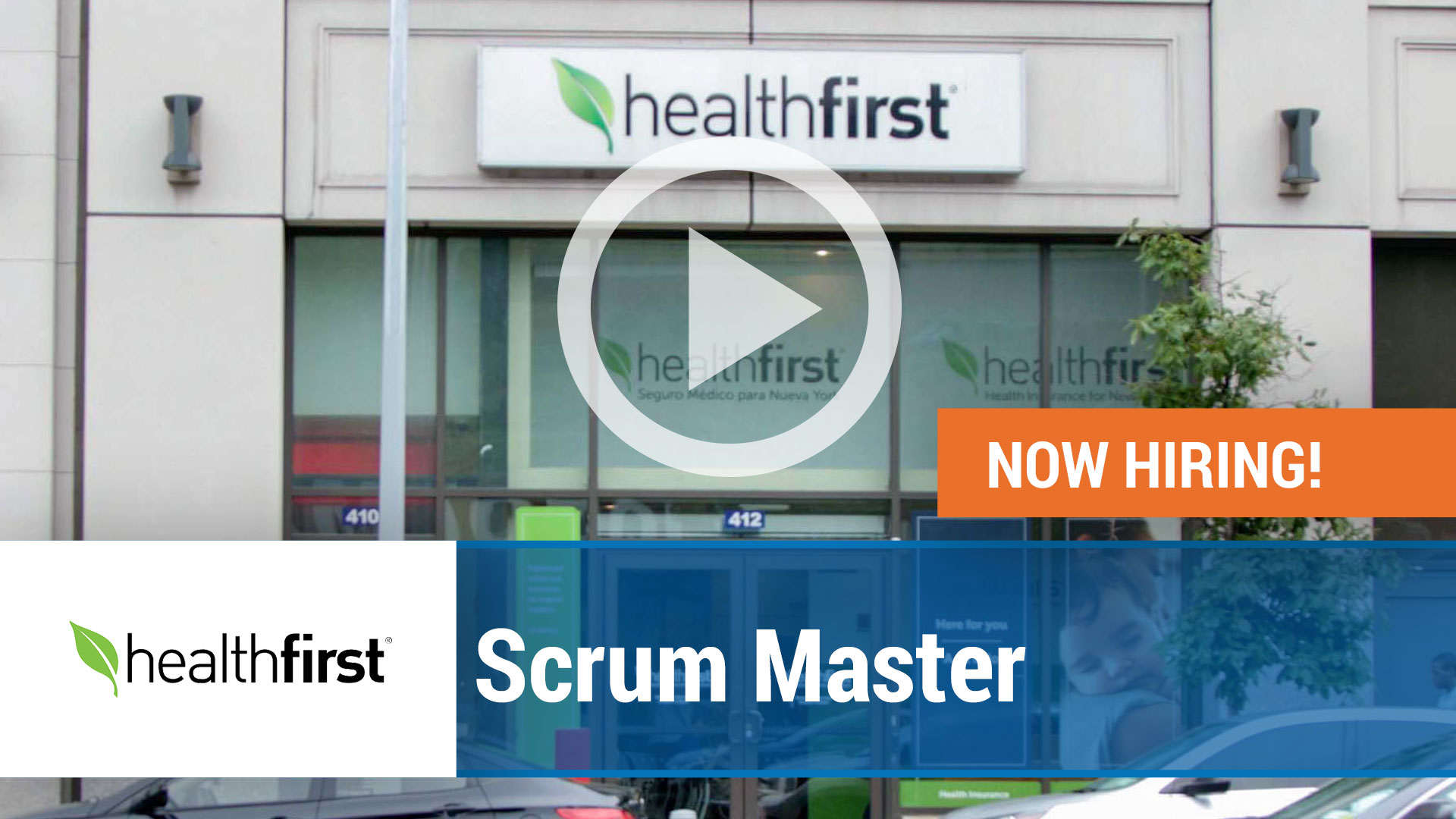 Watch our careers video for available job opening Scrum Master in New York, NY.  USA