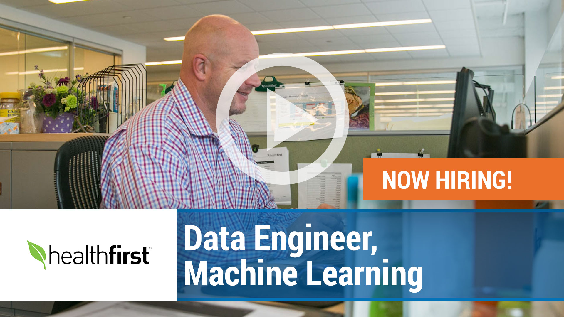 Watch our careers video for available job opening Data Engineer, Machine Learning in New York, NY.  USA