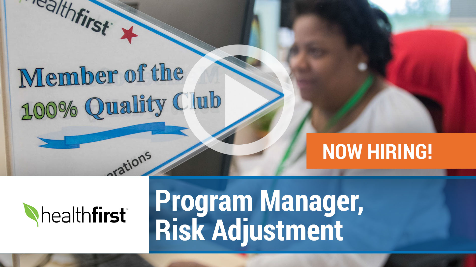 Watch our careers video for available job opening Program Manager, Risk Adjustment in New York, NY.  USA