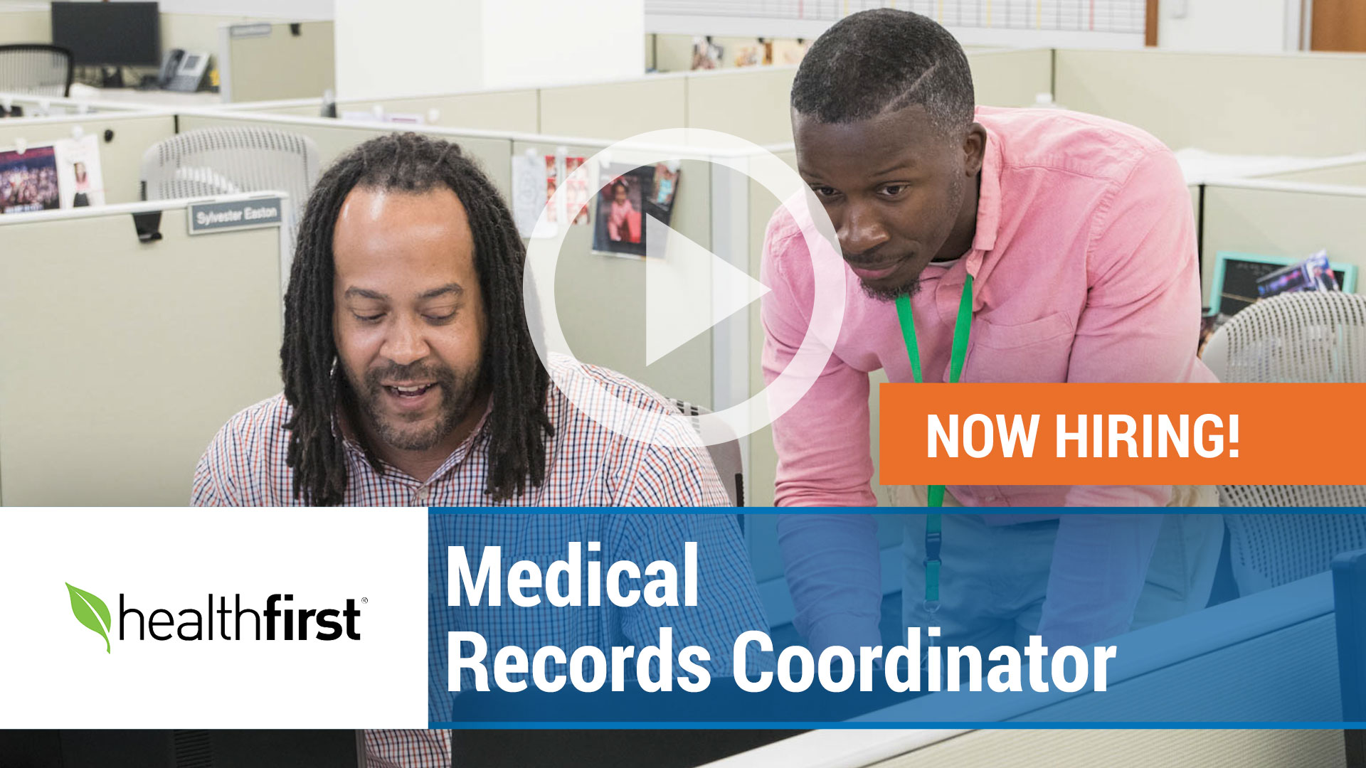 Watch our careers video for available job opening Medical Records Coordinator in New York, NY, USA
