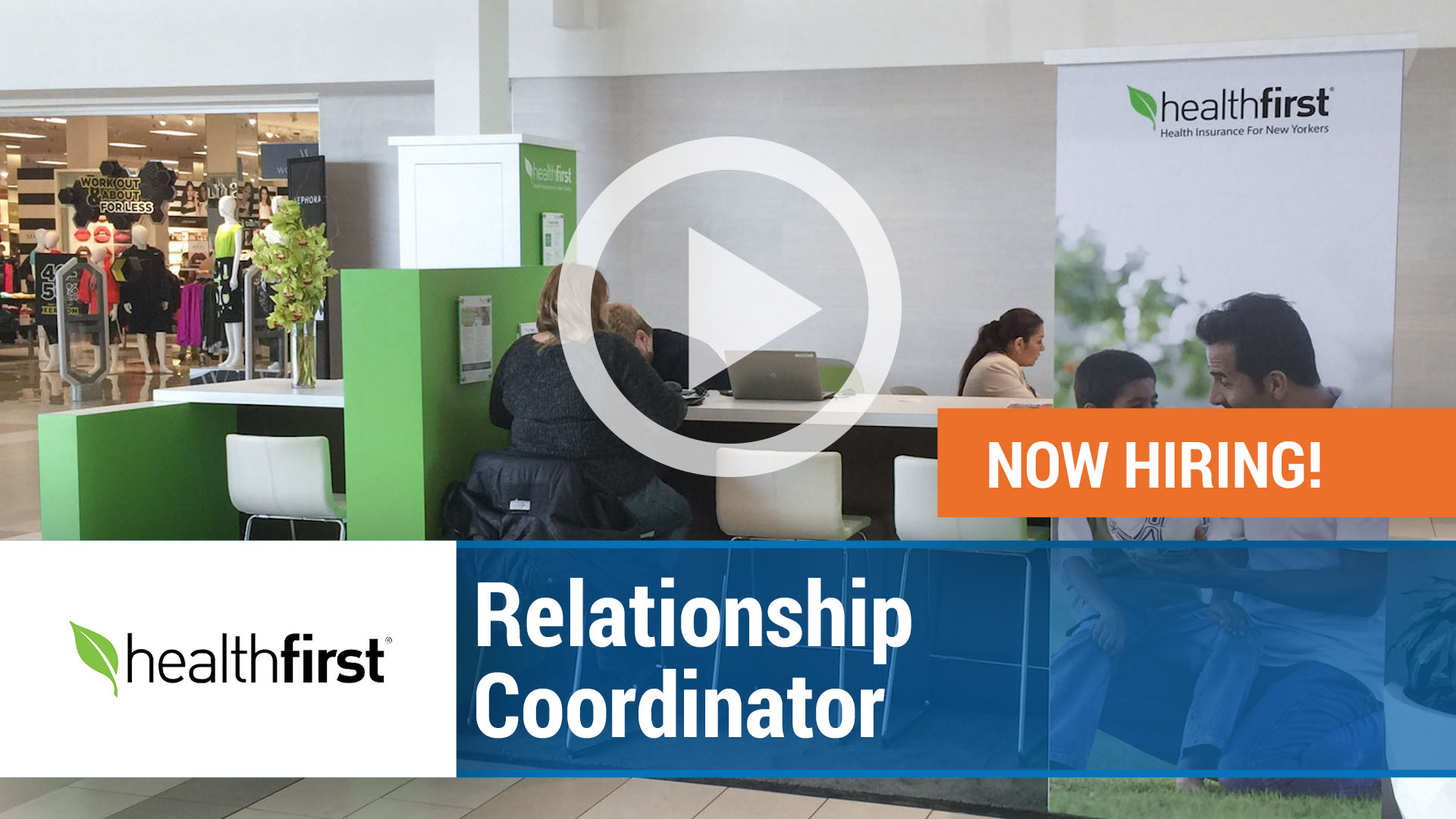 Watch our careers video for available job opening Relationship Coordinator in New York, NY, USA